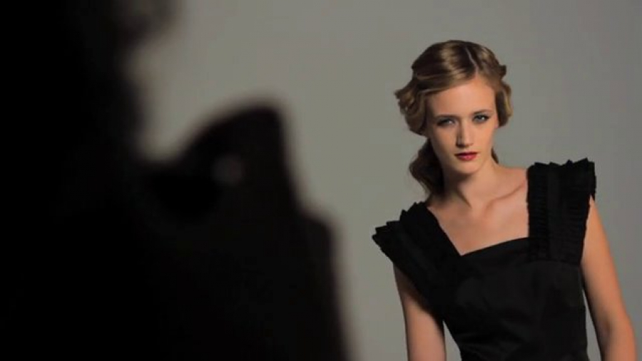 Opel Ampera Fashion Shoot
