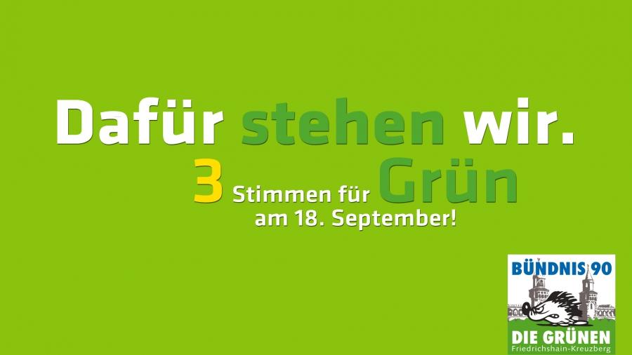 Grüne Friedrichshain-Kreuzberg